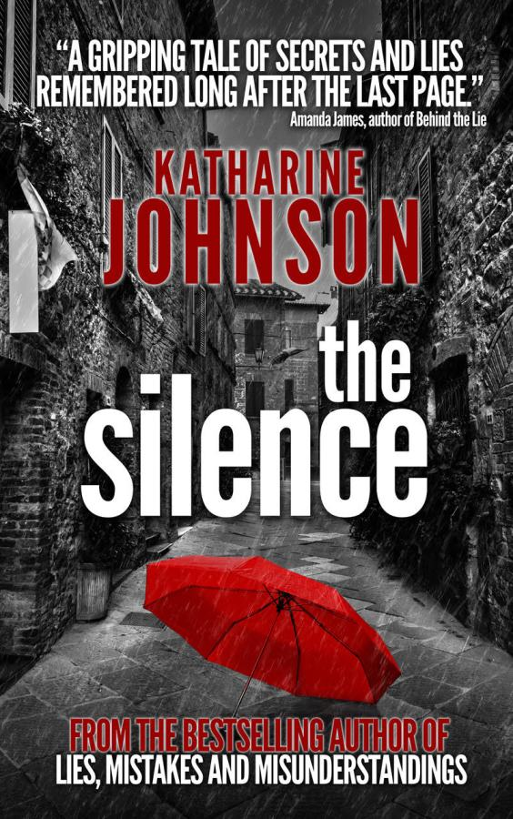 Meet The Author: Katharine Johnson