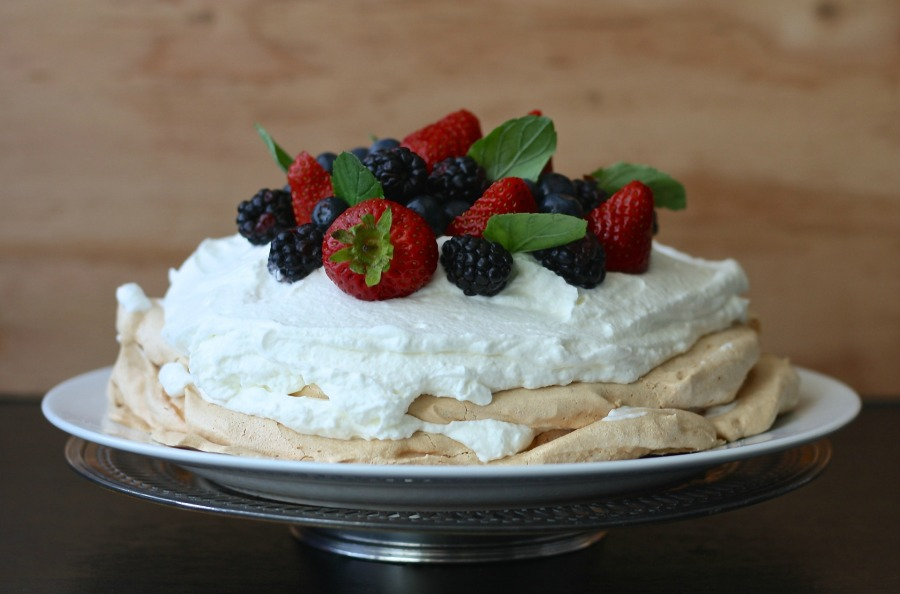 The Past of the Pavlova