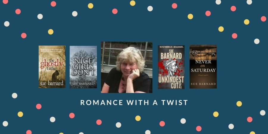Meet the Author: Sue Barnard