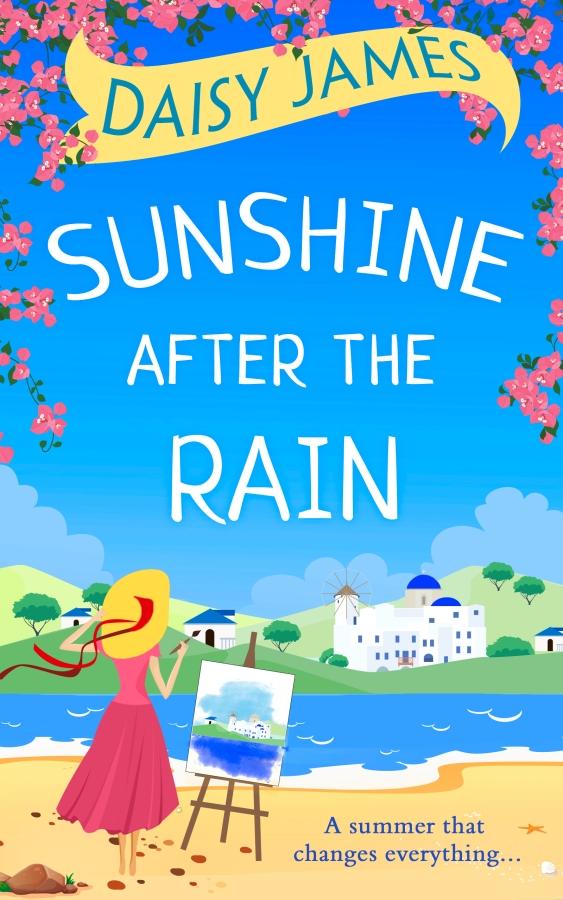 Meet The Author: DaisyJames