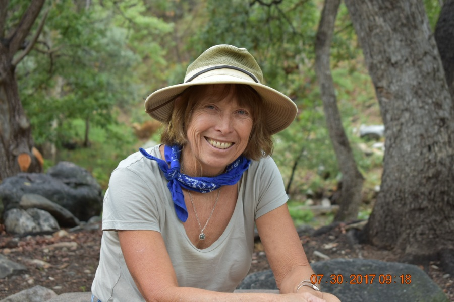 Meet The Author: Linda Strader