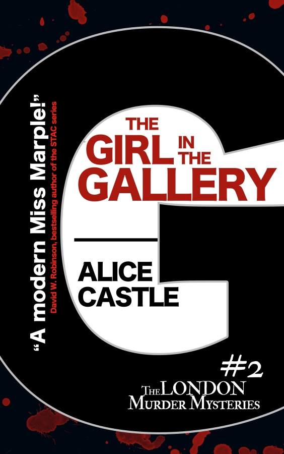 "The Exciting Launch of ""The Girl in The Gallery""!"