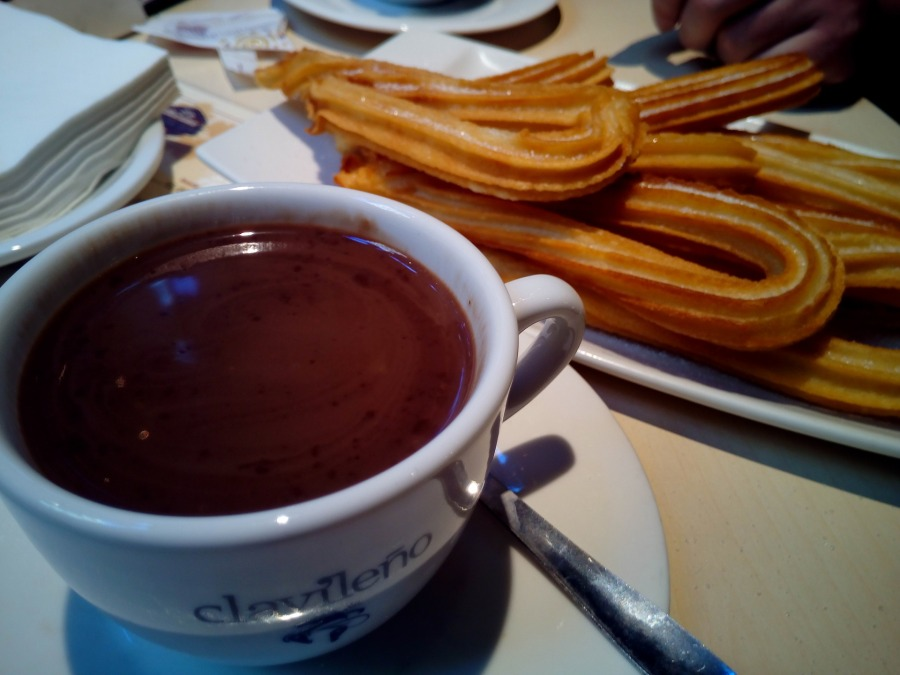 Who Invented CHURROS?