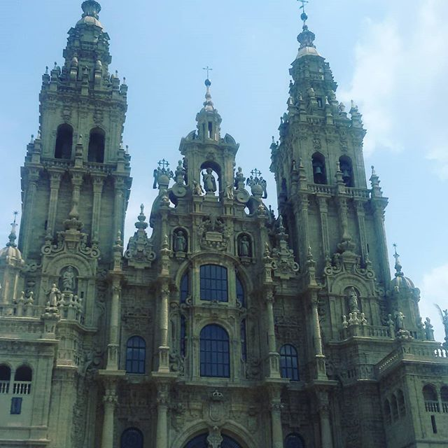 Why You Should See Santiago deCompostela!
