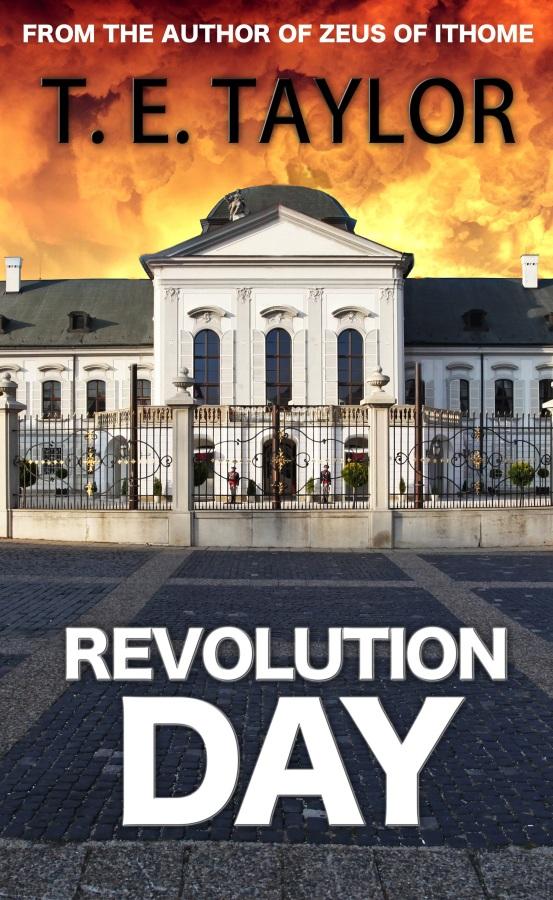 T.E. Taylor's 'Revolution Day'