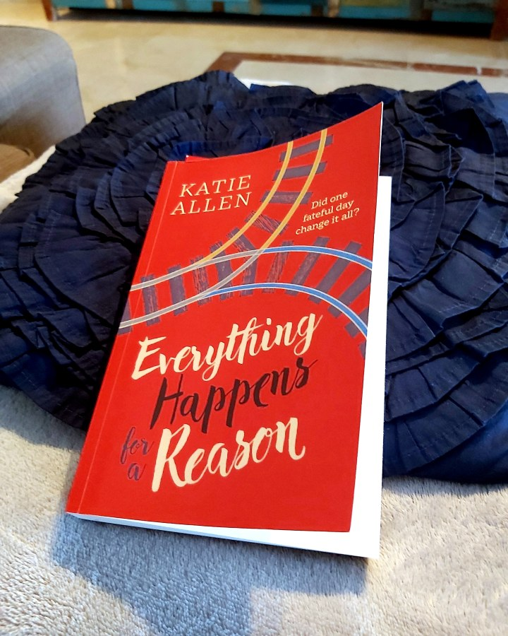Book Review: Everything Happens for a Reason, by KatieAllen