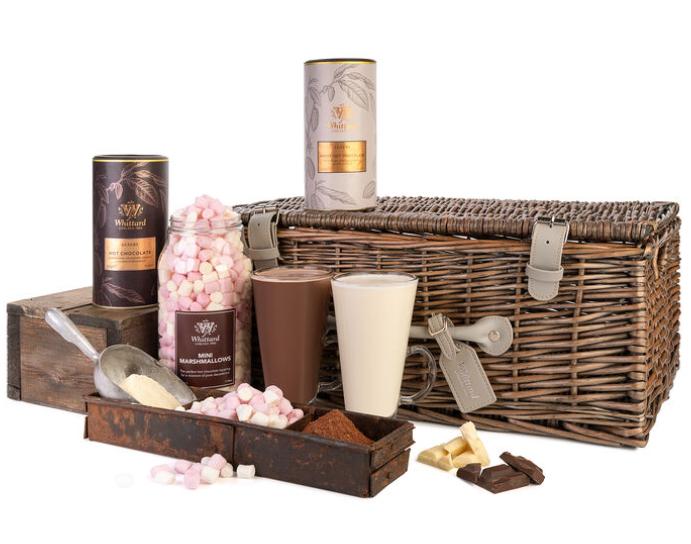 Win a Luxury Whittard Hot ChocolateHamper!